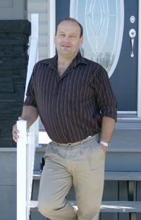 Rene Van De Vendel<br />President of Wind and Sun Protection Inc.